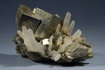 Pyrite and Quartz, Spruce Claim, King County, Washington