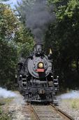 New York, Susquehanna and Western steam loco #142, Phillipsburg, NJ