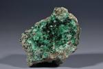 Brochantite on Spangolite, Mex-Tex Mine, Bingham, Socorro County, New Mexico