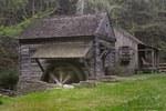 Cuttalossa Mill, near New Hope, PA