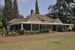 Karen Blixen house, Kenya