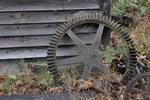 grist mill gears. Millbrook, NJ