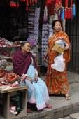 street vendors, Kathmandu, Nepal