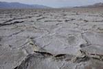 salt pan, Badwater, Death Valley, CA
