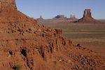 Artist Point, Monument Valley, Az