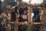 Lord Mayor of London in his gilded coach