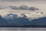 North America, USA, Alaska, Tongass National Forest, LeConte Glacier