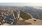 Bird's Eye View of Manhattan