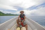 Island water taxi