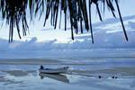 Dawn in Micronesia