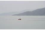 Greenland fishing boat