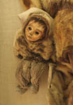 Ancient infant mummy from Greenland