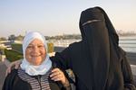 Muslim women, Dubai, UAE