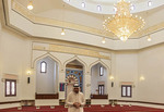 Cultural center guide in Mosque, Dubai, UAE