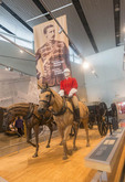 Dioramas in RCMP (Mountie) Heritage Centre, Regina, Saskatchewan, Canada.