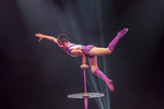 Chinese Acrobats in the