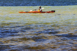 Kayaking at Bahia Honda State Park along the Florida Keys