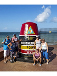 THE spot folks have to visit...southern most point of continental US in Key West, Florida.