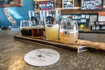 Black Doubt, a nano-brewery in Mammoth Lakes with a wide range of specialty beers including some truly unique ones including