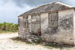 Last remaining slave house along the west coast of Barbados in the Caribbean.