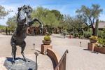 White Stallion Ranch, a dude ranch just outside Tucson, AZ.