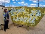 Ignite Sign Art Museum in Tucson, AZ. Neat restored neon signs and art deco era memorabilia.