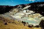 "Overview of ""Bumpass Hell"" thermal area"