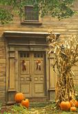 Historic Deerfield, Barnard-Delano house, Deerfield, Massachusetts