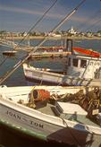 Provincetown Harbor, Cape Cod, Massachusetts