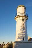 Cape Elizabeth Light, Two Lights State Park, 19th century Lighthouse, Cape Elizabeth, Maine