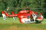 Medical Evacuation Helicopter, Yosemite Valley, Yosemite National Park, California