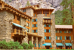 Ahwahnee Hotel, Yosemite National Park, California