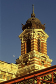 Ellis Island Museum Tower, Statue of Liberty National Monument, New York City, NY