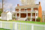 McLean House, American Civil War, Appomattox Court House National Historical Park, Virginia