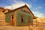 Glass Bottle House, Calico Ghost Town, Yermo, California
