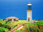 Kilauea Lighthouse, Kilauea Point, Kilauea Point National Wildlife Refuge, Kauai, Hawaiian Islands, Hawaii
