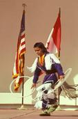 Native American Hoop Dancer, Heard Museum, Phoenix, Arizona