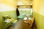 Prison Cell, Alcatraz Island, Golden Gate National Recreation Area, San Francisco, California