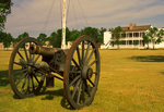 Cannon and Old Bedlam, Fort Laramie National Historic Site, Oregon Trail, Torrington, Wyoming