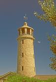 Lake Minatare Light, Lake Minatare State Recreation Area, Scottsbluff, Nebraska