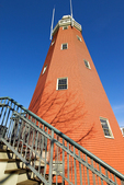 Portland Observatory, Historic Maritime Signal Tower, Munjoy Hill Section, Portland, Maine