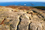 Glacial Striations on Cadillac Mountain, Acadia National Park, Mount Desert Island, Maine