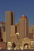 Skyline, Boston, Massachusetts