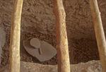 Corn Storage Granary, Gila Cliff Dwellings National Monument, Mogollon Puebloan Ruin, New Mexico