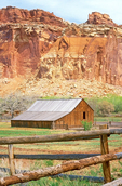 Historic Gifford Farm Barn, Capitol Reef National Park, Fruita, Utah