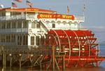 Queen of the West Steamboat, Astoria, Oregon