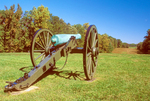 Cannon at Hazel Grove, Fredericksburg & Spotsylvania National Military Park, Battle of Chancellorsville, American Civil War, Virginia