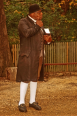 Gowan Pamphlet, Colonial Preacher, Baptist Minister, Colonial Williamsburg, Virginia,