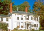 Ralph Waldo Emerson House, 19th Century Architecture, Concord, Massachusetts