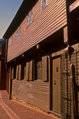 Paul Revere House, Freedom Trail, Boston National Historical Park, Boston, MA